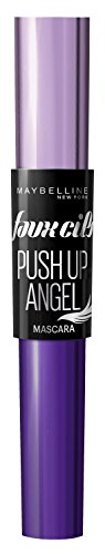 Maybelline New York Mascara Faux Cils Push Up Angel Noir