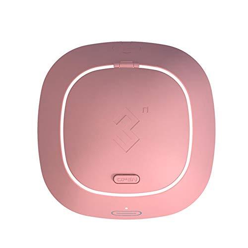 Globalqi-JIA Kontaktlinsen-Reiniger-Kit Myopie-Augenpflege-Kit Elektrische Waschmaschine USB-Aufladung Auto-Stummschaltung Reinigen Komfortabel und atmungsaktiv