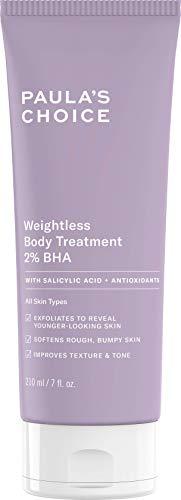 Bha Feuchtigkeitscreme (Paula's Choice Body Treatment 2% BHA Bodylotion | Peelende Körperlotion die die Haut entschuppt | für alle Hauttypen | 210 ml / 7 fl.oz.)