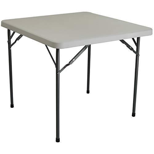 Oypla 2ft 10po 88cm pliant Heavy Duty Outdoor Party Trestle Table de jardin