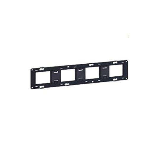 legrand-leg80254-support-pour-fixation-a-vis-batibox-montage-horizontal-vertical-pour-4-postes-10-mo