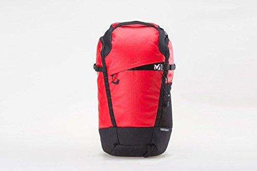 MILLET Unisex-Erwachsene Vertigo 25 Rucksack, Rot (Red/Rouge), 15x24x45 Centimeters (Rucksack Vertigo)