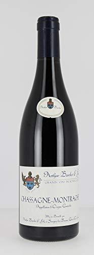 Chassagne Montrachet - 2014 - Vin Rouge Bourgogne - Arthur Barolet - 75 cl