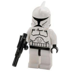 LEGO Star Wars Minifigur Clone Trooper