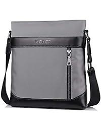 Amazon.it  borsa nera tracolla grande - Uomo   Borse  Scarpe e borse 2d80416b5e3