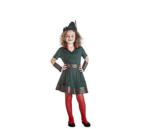 Zzcostumes Robin Hood Kostüm für Ein Mädchen