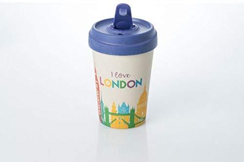 Becher BambooCUP - London Skyline