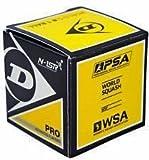 Pro Squash Ball Double Yellow Dot