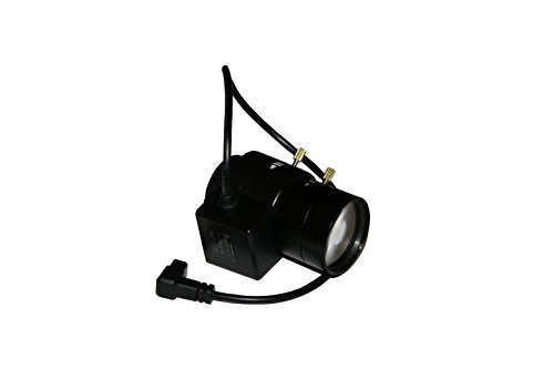 'SSV 2812DC B + S, 1/3CS-Vario obiettivo Zoom 2,8-12mm, DC auto iris, angolazione orizzontale circa 104°-33°, F1,4