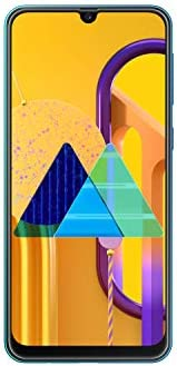 Samsung Galaxy M30s Dual SIM - 64 GB, 4 GB RAM, 4G LTE - Blue, UAE Version