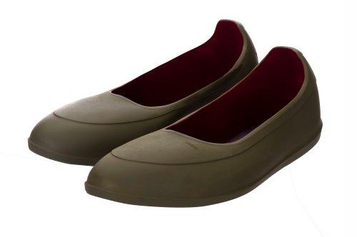 Swims Classic Galoschen – der modische Überschuh zum Schutz Ihrer Schuhe vor Regen und Matsch (XXL (46-47,5), Braun)