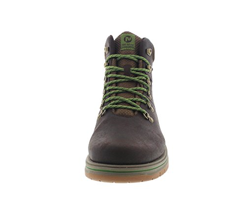MERRELL Boots - BOUNDER MID THERMO WTPF - espresso Espresso Willow