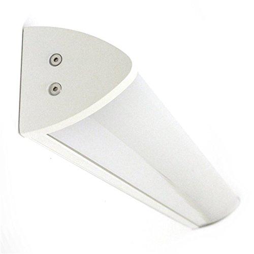 Weiße Badleuchte Badlampe Spiegelleuchte Spiegellampe Wandleuchte ... | {Badlampen für spiegel 68}