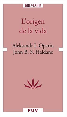 L'origen de la vida (Catalan Edition)