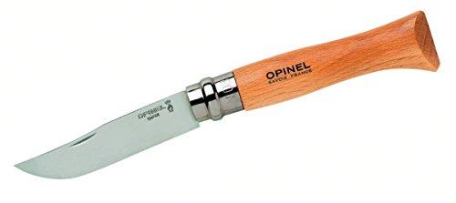 Opinel 1089 Couteau + Gaine avec Mousqueton et Passe Ceinture