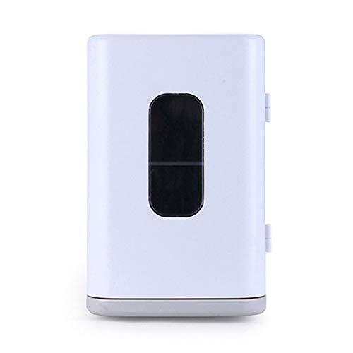 Autokühlschrank 10L, Mini-Design, Heizen Und Kühlen, 12V-Zigarettenanzünder-Netzteil, Geeignet Für Outdoor-Camping, Wenn Tragbares Multifunktionsgerät