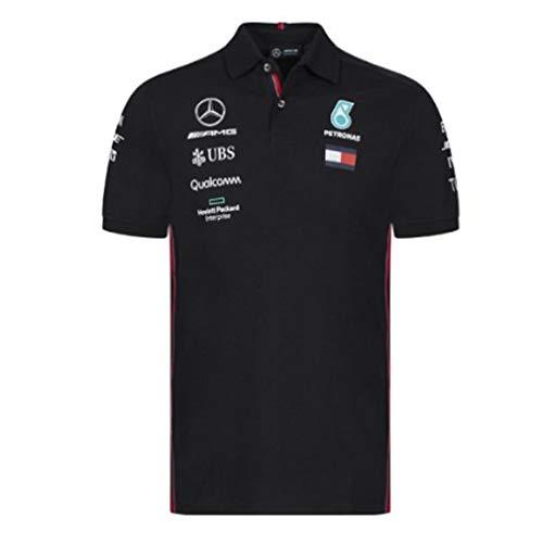 4434e7190 Official Formula One Merchandise   Offizielle Mercedes-AMG Petronas  Motorsport 2019 F1TM   Team Polo