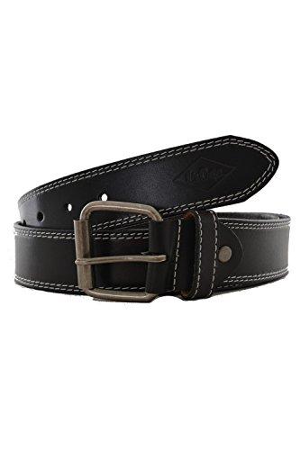 Lee cooper-Cintura mister taglia belt610 9430 nl, colore: nero nero Taglia unica