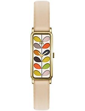 Orla Kiely Damen-Armbanduhr OK2162