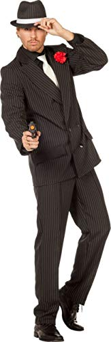 Herren Kostüm Mafia Gangster Karneval Fasching - Mafia Kostüm