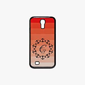 Krazycases E Monogram Back Shell Cover For Samsung Galaxy S4