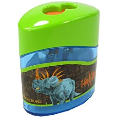 Temperamatite Doppia Triceratops