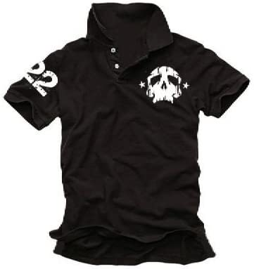 Coole-Fun-T-Shirts Coole Fun T-Shirts 22 XXL Polo - Polo