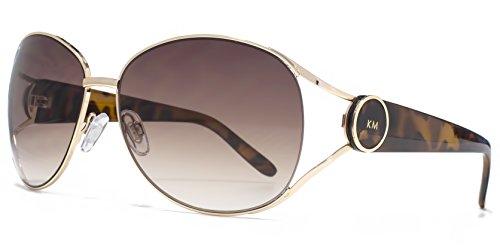Karen-Millen-Large-Glamour-Metal-Sunglasses-in-Light-Gold-Tortoiseshell-KML214