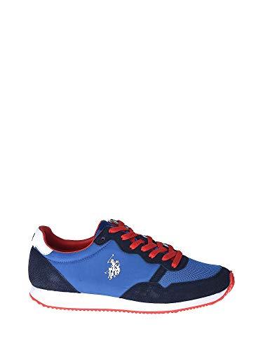 U.S. Polo - JANKO4056S9_TS1 Men's Sneakers Blue / 42 (Us Polo Damen Sneaker)