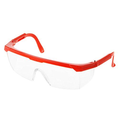 Zzqyis Gafas seguridad Gafas Protección Ojos Gafas