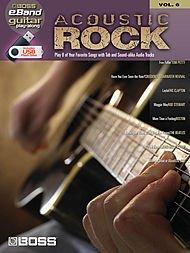 Boss eBand Guitar Play-Along Volume 6: Acoustic Ro...