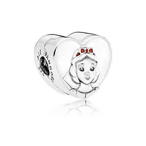 Pandora Damen-Bead Charms 925 Sterlingsilber 797165ENMX (Pandora Charm Disney)