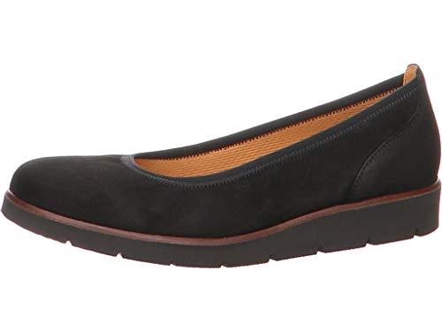 Gabor Shoes Damen Casual Geschlossene Ballerinas, Schwarz 17, 38.5 EU -