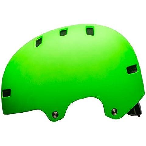Bell sábana Skater Casco & bicicleta casco de Matte Kryptonite, S 51-55cm