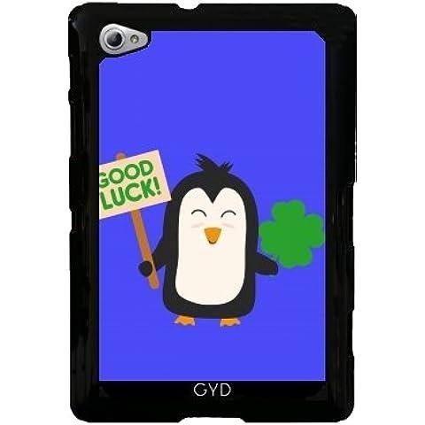 Custodia per Samsung Galaxy Tab P6800 - Buona Fortuna Pinguino