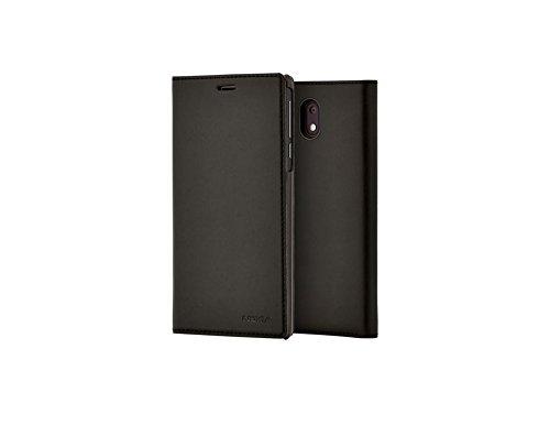 Original Nokia 1A21M1Q00VA Slim Flip Hülle CP-303 für Nokia 3 schwarz Cp-case