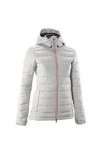 Peak Performance, Tourenjacke, Outdoorjacke, Skijacke, Skijacke, Blackburn Daune, G40404018,PU beschichtet, Damen,L,grau