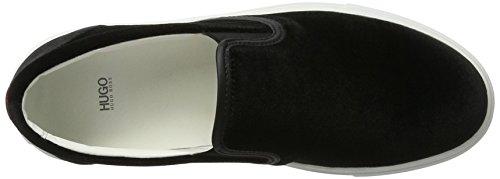 Hugo Cleah-Vt 10199306 01, Sneakers Basses Femme Noir (Black)