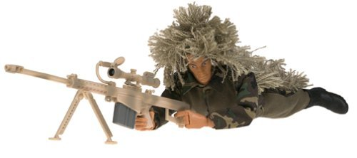 12-zoll-gi Joe (GI Joe Army Rangers Long Range Sniper 12 Inch 1/6 Scale Action Figure [Toy])