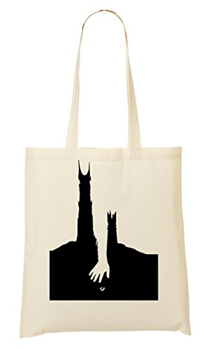 Of The Ring Poster Stencil Sac Fourre-Tout Sac À Provisions