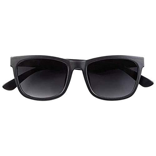 b1dcf132d8e1b4 ... Sonnenbrille für Damen & Herren mit 100% UVA/UVB Schutz Kategoriefilter  3 - Sunglass mit Leseteil - Edle vintage Sonnenbrille in schwarz oder braun