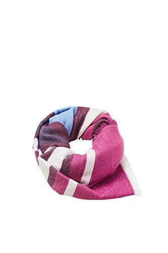 Edc by Esprit Accessoires 107ca1q011 Bufanda, Morado Berry Purple 520, Talla única para Mujer