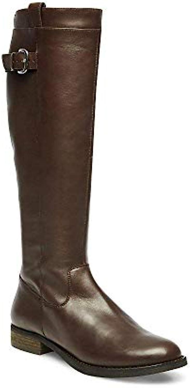 Steve Madden Wouomo Wouomo Wouomo Anabell Marronee Leather avvio Casual 8.5 US | Affidabile Reputazione  593f8e
