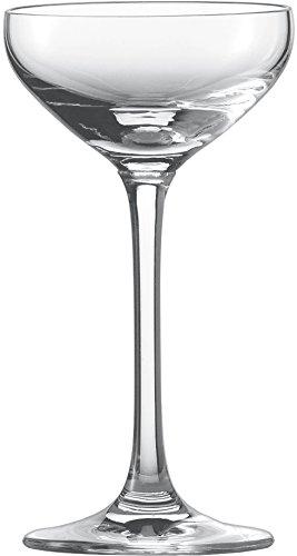 Schott Zwiesel 111220 Likörschale, Glas, transparent, 6 Einheiten