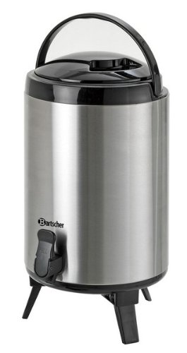 Bartscher ISO-Dispenser 9 Liter Edelstahl - 150981
