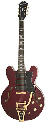 iviera Custom P93 E-Gitarre Wine Red ()