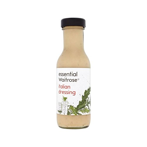 Vinaigrette Italienne Waitrose Essentielle 250Ml - Paquet de 4