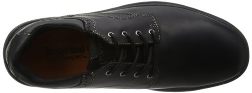 Timberland - Earthkeepers Richmont Plain Toe Oxford, Oxford da Uomo Nero (Black)