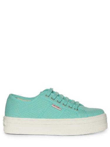 Victoria Blucher Lona , Sneakers Basses femme Blau