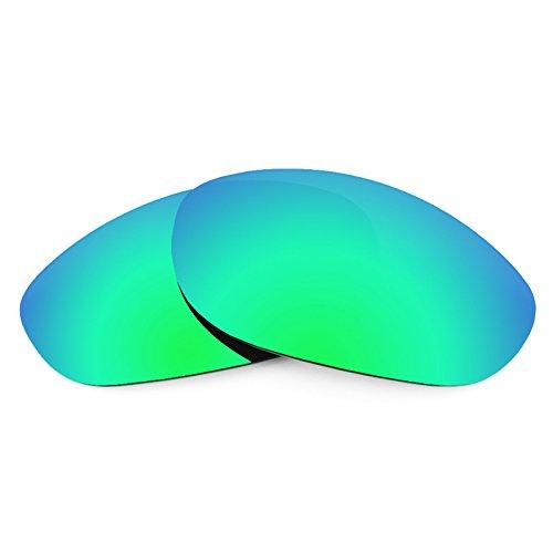 Revant Ersatzlinsen für Oakley Monster Dog Emerald Grün MirrorShield®